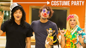 Wilton Manors Halloween Theme 2015 by Seanthinks Costume Party Los Olivos Irvine Ca Youtube