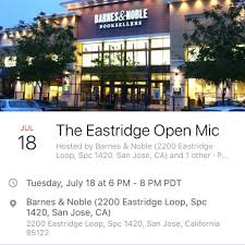 June | 2017 | Santa Clara County Poet Laureate Blog Barnes Noble Has Takeover Appeal As A Bargabin Find Bloomberg Got Curry Gotcurry1 Twitter Robin Chapman News Newest List Of Robins Upcoming Author Events The Straighta Conspiracy Manchester Nh Careers Moveable Feast Eastridge Treatbotadams Grub Truckkoja Kitchen Welcome To Chattooine Chattanoogas Official Fan Force 2014 Calendar For California Apricots Check 3 Curious Monkeys Amazon Amzn Will Replace Nearly Every Bookstore Petion Ask Nobles Not Close Its Store At