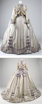 Worth Day Dress 1867