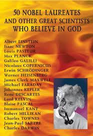 50 NOBEL LAUREATES WHO BELIEVE IN GOD