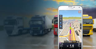 100 Gps Truck Route Sygic Bringing Life To Maps