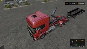 SCANIA V8 HOOK LIFT WITH RAIL TRAILER » GamesMods.net - FS17, CNC ... Silverado 3500 Lift For Farming Simulator 2015 American Truck Lift Chassis Youtube Ram Peterbilt 579 Hauling Integralhooklift V13 Final Mod 15 Mod Euro 2 Update 114 Public Beta Review Pt2 Page Gamesmodsnet Fs17 Cnc Fs15 Ets Mods Driving From Gallup Oakland With Lifted Ford Raptor Simulator 2019 2017 Scania Hkl Truck Fs Lvo Vnl 670 123 Mods Dodge