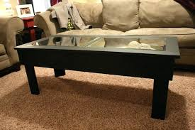 Glass Top Coffee Table Ikea Tables Perfect Display With Additional Best