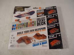 Tony Hawk Tech Deck Half Pipe by Descubre El Circuit Boards R
