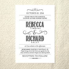Free Rustic Wedding Invitation Templates 8994 And Amazing Invitations Mixed With Adorable Accessories