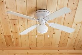 ways to stop wobbling ceiling fan