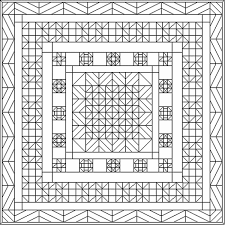 Image Gallery Quilt Patterns Coloring Pages