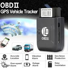 100 Usps Truck Tracker Mini GPS OBD2 Car Vehicle Realtime Tracking Device GSM