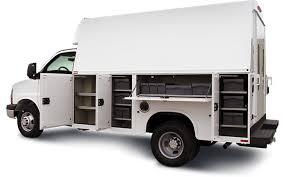 van bodies for service trucks shade equipment co inc