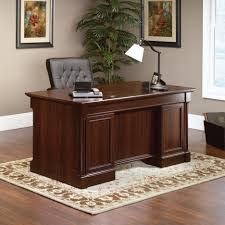 Sauder Shoal Creek Dresser Diamond Ash by Sauder Shoal Creek Desk Jamocha Wood Best Home Furniture Design