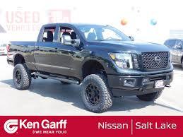 100 Used Nissan Titan Trucks For Sale New 2018 XD SV Crew Cab Pickup In Salt Lake City