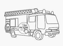 Free Fire Truck Coloring Pages Free Fire Truck Coloring Pages ...