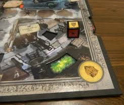 Changing The Board In Clue World Of Harry Potter