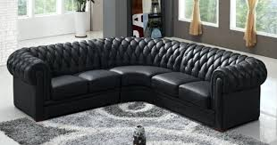canap capitonn chesterfield canape chesterfield angle canapac cuir best of pas cher ides dangle