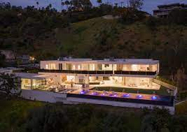 104 Beverly Hills Modern Homes Masterpiece Hits Market For 18 725 Million