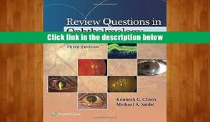 Digital Book Review Questions In Ophthalmology EBOOK Reader