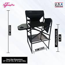 Tuscany Pro Tall Makeup Chair-29