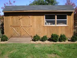 10x20 Shed Plans With Loft by 10x20 Shed 16x24x16 Barn Shed W 4x6 Well House New 10 X 20 Shed