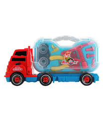 Buds N Blossoms Multicolor Plastic Tools Truck - Buy Buds N Blossoms ...