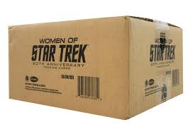 Yugioh Deck Tester App by The Women Of Star Trek 50th Anniversary Trading Cards 12 Box Case