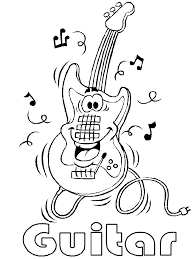 Trend Music Coloring Pages Top Child Design Ideas