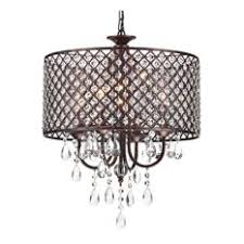 Drum Shade Dining Room Chandeliers