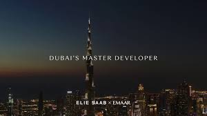 100 House For Sale Elie ELIE SAAB At Emaar Beachfront