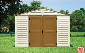 Lifetime 10x8 Shed Assembly by Duramax 40214 Plus Woodbridge Vinyl 10x8 Shed With Foundation