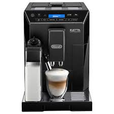 DeLonghi Eletta Fully Automatic Espresso Cappuccino And Coffee Maker