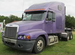 100 Century Trucking 2005 Freightliner Class ST120 Semi Truck Item G946