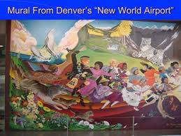 Denver International Airport Murals Removed by Denver Airport Murals Explanation And Photos Courtesy Of Dr