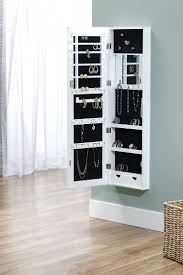 Dressers ~ Jewelry Wall Organizer Cabinet Totalmakeupaddict Makeup ... Mini Jewelry Armoire Abolishrmcom Best Ideas Of Standing Full Length Mirror Jewelry Armoire Plans Photo Collection Diy Crowdbuild For Fniture Cheval Floor With Storage Minimalist Bedroom With For Decor Svozcom Over The Door Medicine Cabinet Outstanding View In Cheap Mirrored Home Designing Wall Mount Wooden