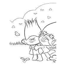Coloriage Animaux Sauvages Imprimer Filename Coloring Page Lovely Coloriage Trolls Poppy Et Branche