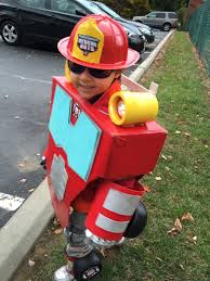 Halloween Chasing Ghosts Projector Light by Rescuebots Heatwave Costume With Lights Diy 4 Of 5 Costume