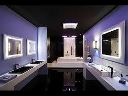 Led Bathroom Lighting YouTube Pertaining To Lights Idea 14