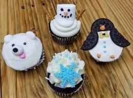 Holiday Break Cupcake Class 12 28 18