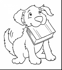 Fantastic Dogs Coloring Pages Kids Printable With And Pdf