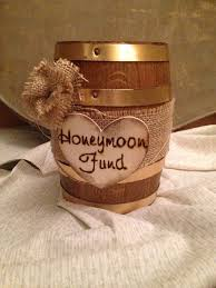 CUSTOM Honey Fund Moon Holder Money Dance Rustic Wedding Decor Bridal Shower Theme Party