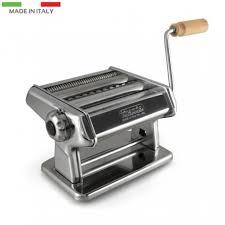 imperia titania pasta machine à pâtes manuel en acier manivelle