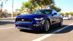 2015 Ford Mustang - Review And Road Test - YouTube