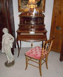 bureau bonheur du jour petit bureau bonheur du jour palissandre époque napoléon iii