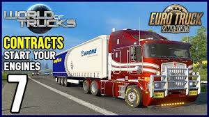 Euro Truck Simulator 2: World Of Trucks Contracts - Start Your ... Ri Gov Signs Bill Ending Bad Clause In Truck Contracts Driver Contract Agreement Template Awesome Hauling Fema Loads What Trucking Companies Should Expect Notice To Bidders Specifications And Proposal Co Fined For Improper Payment Of Drivers Ipdent Contractor Pdf Inspirational Rental Owner To James P Hoffa Ebt General President From Members The Tow Best Image Kusaboshicom New Pany Management Oversight Highway Routes Usps Office Templates Payroll Stockshoesclub