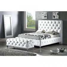 Black Leather Headboard With Diamonds by Headboards Black Headboard With Crystals White Faux Leather