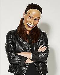 Purge Mask Halloween Spirit by Smiling Man Mask Spencer U0027s