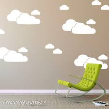 16x Clouds Cloudy Sky Baby Nursery Kids Childs Room Vinyl Wall Art ... Playroom Wall Decals Designedbegnings New Style Hair Salon Sign Vinyl Wall Stickers Barber Shop Badges Watercolor Dots Decals Rocky Mountain Mickey Mouse Decal Is A High Quality Displaying Boys Nursery Pmpsssecretariat Girl Baby Bedroom Quote Letter Sticker Decor Diy Luludecals Five Owl Waterproof Hollow Out Home Art And Notonthehighstreetcom Cheap Minnie Find Deals For Kids Room Dcor This Such Simple Ikea Hack All You Need Little Spraypaint