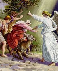 Balaam And The Talking Donkey