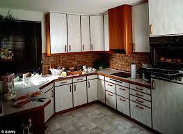 1980s Kitchens Featured All Modcons And Smartly Designed Decor