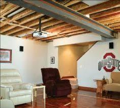 Cheap Diy Basement Ceiling Ideas by Best 25 Cheap Ceiling Ideas Ideas On Pinterest Cheap Basement