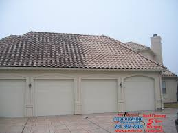 katy memorial roof cleaning power washing cleaning tile roofs