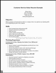 Skills For A Nice Resume Examples Or Samples